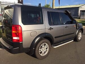 MY07 Land Rover Discovery 3 turbo 2.7 diesel engine Elermore Vale Newcastle Area Preview