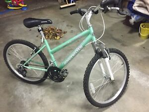 Girls 18 speed bicycle