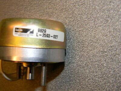 Ledex L-2593-027 Stroke Direction 25 Ccw Axial Stroke 0.042