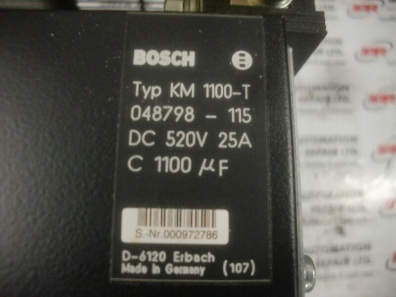 BOSCH SERVO DRIVE  KM1100-T