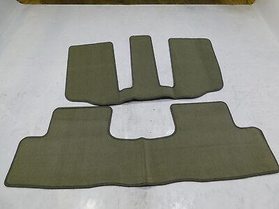 MAZDA OEM 00008BL73 Floor Mat Carpet ****FRONT ONLY**** MAZDA5 2012-2015