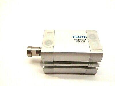 Festo Adn-32-30-i-p-a Compact Cylinder 536283 48mm Bore 1-14 Inch Stroke