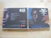 CD - MILES DAVIS - GREATEST HITS (1969)     1997 COLUMBIA/LEGACY Schleswig-Holstein - Jardelund Vorschau
