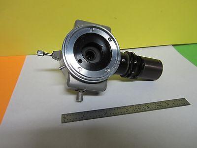 Microscope Part Olympus Vertical Illuminator Optics As Is Binzp-7-02