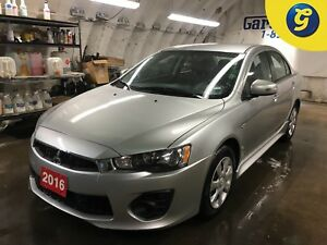 2016 Mitsubishi Lancer ES*CVT*PHONE CONNECT*FRONT HEATED SEATS*C