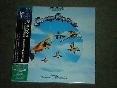 The Kinks Soap Opera Japan Mini Lp Sealed