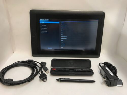 Wacom Cintiq Companion Hybrid Tablet ++LOOK & READ++