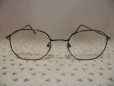 Welling Eyewear Laser Lite - 9 #041096 Vintage 80's Womens Eyeglasses  (TF7@