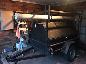 6x4 tradesmen trailer Doncaster East Manningham Area Preview