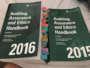 Auditing, Assurance and Ethics Handbook Nedlands Nedlands Area Preview