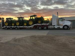 48ft Drop Deck Widener Low Loader Float Trailer ( 3 Way Container Pins Yass Yass Valley Preview