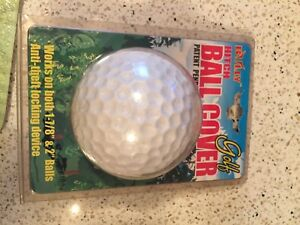 "Bully GOLF BALL Hitch Cover ~ Fits 1 7/8"" or 2"""