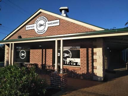 The Fishbone Highfields Seafood Takeaway