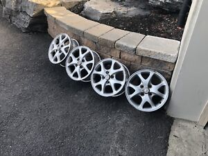 4 mags Toyota 14 '. 4x100