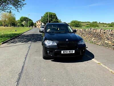 2011 61 REG BMW X5 XDRIVE 30D CAT C