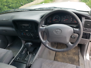 2002 Toyota Landcruiser Merimbula Bega Valley Preview