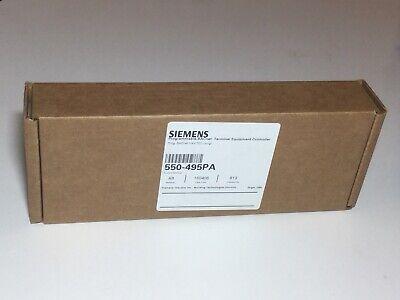 New - Siemens 550-495pa Programmable Bacnet Vav Tec Rev Ab Equipment Controller