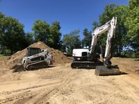 Paquette Excavation specialist in septic system & more.....
