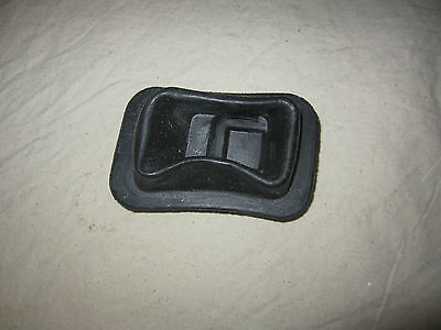 """Jeep CJ 5 7 8 Clutch Fork Boot At Bell Housing  4"""" x 2.5""""  Keeps Dirt Out"""