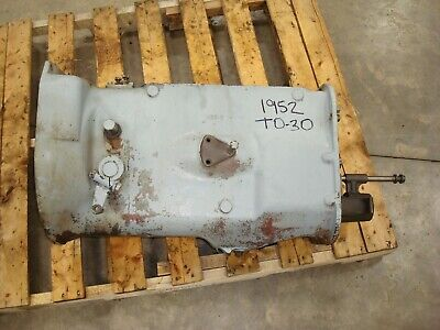 1952 Ferguson To30 Tractor Transmission Assembly