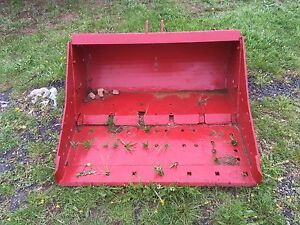 Rear Bucket for Tractor