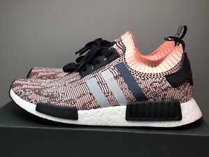 Pink camo NMD R1 - size 9.5