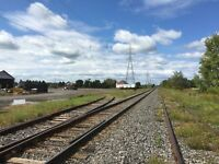 Transbordement /Rail siding