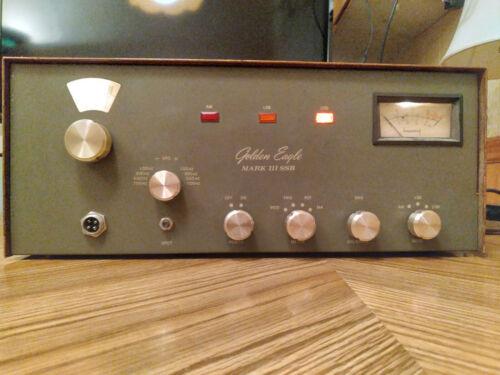 Browning Golden Eagle Mark 3 II SSB CB Radio Base Station Transmitter