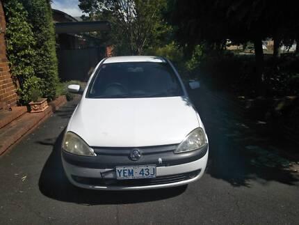 2003 Holden Barina