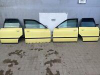 Audi 80/90 B3/B4 Türen links rechts vorne hinten komplett Nordfriesland - Bredstedt Vorschau