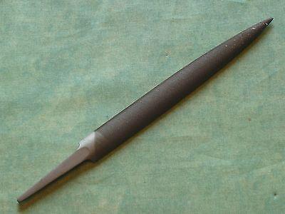 Präzisionshandfeile Vogelzunge 200 mm lang Hieb 3