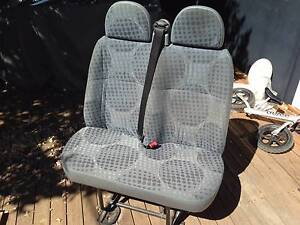 Ford Transit front double seat from 2007 model van Dodges Ferry Sorell Area Preview