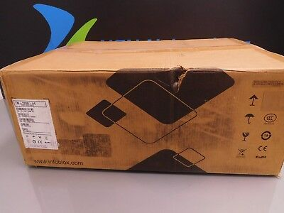 NEW Infoblox TR-2200-10GB-AC TR-2200-AC Triznic 2200 Network Appliance