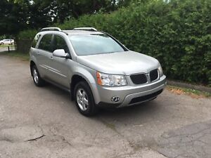 Pontiac torrent 2008 99000 km!