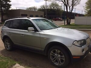 Great Deal! 2007 BMW X3 3.0SI AWD