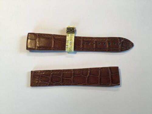 Chopard Kroko Armband  Faltschließe 19mm