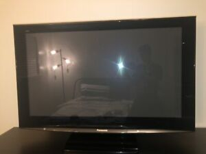 Tv 46inch plasma, need money for school supplies and clothes