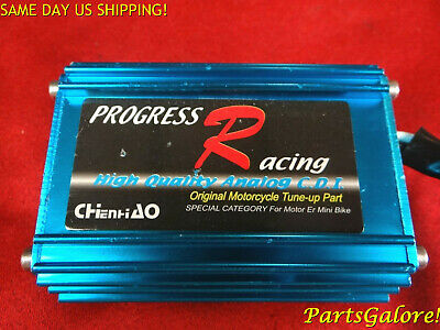 Progress Racing AC CDI, 50cc 2t 1PE40QMB Yamaha Minarelli JOG Chinese Scooter