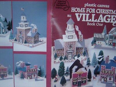 Модели кружева Home For Christmas Village