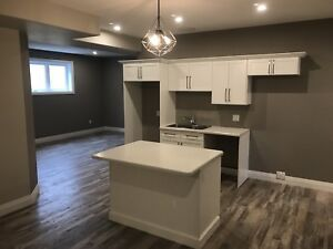 Brand new Basement suite for rent