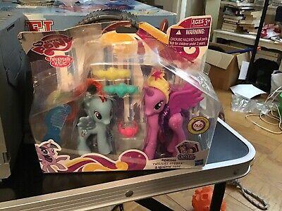 My Little Pony Friendship Magic Princess Twilight Sparkle & Rainbow Dash 2012