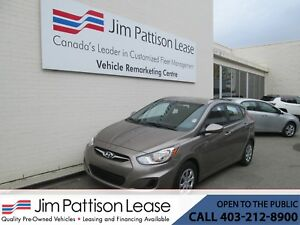 2013 Hyundai Accent 1.6L GL Automatic Hatchback w/Heated Seats
