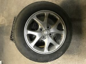 4 Tires/Pneus Summer Toyota Echo 2005 (Originals)