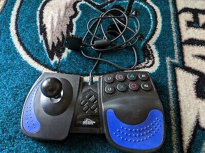 Pelican PL-631 Gamepad Arcade Fighting JoyStick Controller for PS1/PS2  Ps2 Arcade Joystick