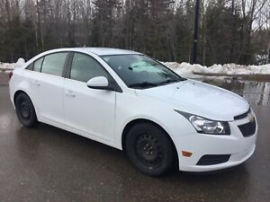 2012 Turbo Chevy Cruze (Manuel)