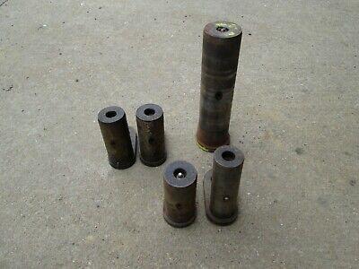 Lot Of 5 Excavator Backhoe Bobcat Skidsteer Bucket Pin Clips