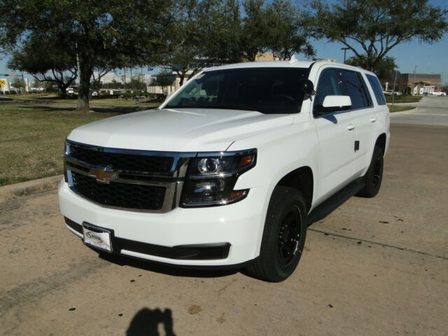 2016 chevrolet tahoe police pursuit vehicle ppv new. Black Bedroom Furniture Sets. Home Design Ideas