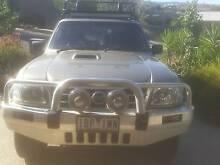 2003 Nissan Patrol GU3 5 speed manual Wagon Bacchus Marsh Moorabool Area Preview