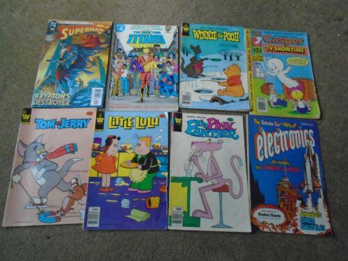 Comics Various Lot of 8