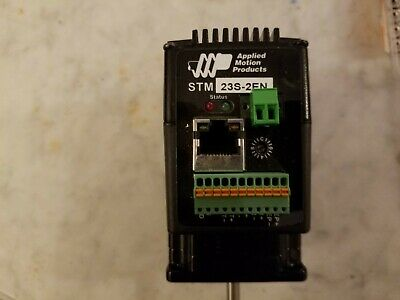 Applied Motion Products Stepper Motor And Drive Stm 23s-2en Nema 23 12-70vdc